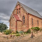 St Carthage Catholic Church, Silverton, NSW by Adrian Paul