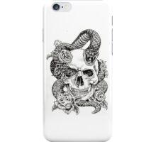 Poison_sketch iPhone Case/Skin