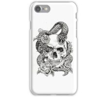 Poison_sketch iPhone Case/Skin