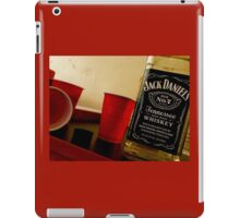 Red Solo Cups iPad Case/Skin