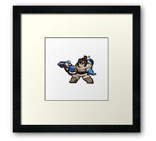 Pixel Mei Framed Print