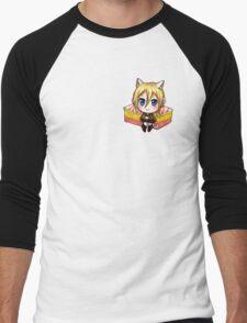 Attack on Titan Sticker Set : Angel Cake Krista Men's Baseball ¾ T-Shirt