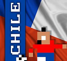 World Cup 2014: Chile by pixsoccer
