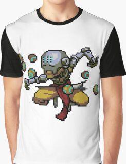 Pixel Zenyatta Graphic T-Shirt