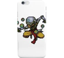 Pixel Zenyatta iPhone Case/Skin