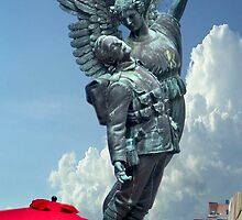 War Memorial by phil decocco