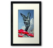 War Memorial Framed Print
