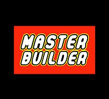 MASTER BUILDER by Customize My Minifig by ChilleeW