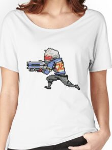 Soldier: 76 Women's Relaxed Fit T-Shirt