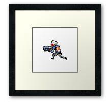 Soldier: 76 Framed Print