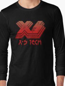 X-S Tech Corporate Logo Long Sleeve T-Shirt