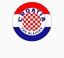 Croatia Euro 2016 France Unisex T-Shirt