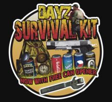 Dayz Game - Survival Kit by metacortex