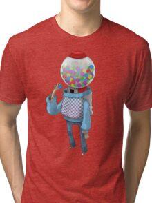 Bubblegum Machine Tri-blend T-Shirt