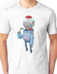 Bubblegum Machine Unisex T-Shirt