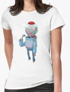 Bubblegum Machine Womens Fitted T-Shirt