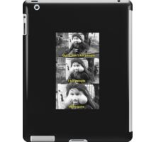 Fofão and People iPad Case/Skin