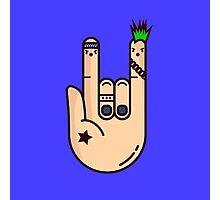 Punk & Rock Photographic Print