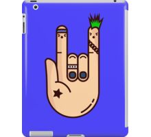 Punk & Rock iPad Case/Skin