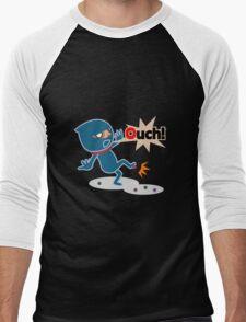 Ninja! Secret picture scroll of Anko Ogura. Men's Baseball ¾ T-Shirt