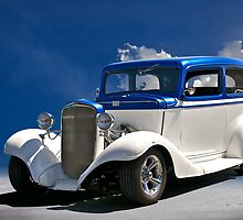 1933 Chevrolet Sedan by DaveKoontz