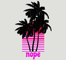 Nope Womens Fitted T-Shirt