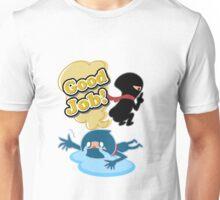 Ninja! Secret picture scroll of Anko Ogura. Unisex T-Shirt