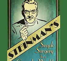 Steinman's Simple Surgery Ad by tysmiha