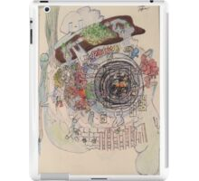 The Biological Process of Sight iPad Case/Skin