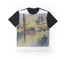 Forest Giant Graphic T-Shirt