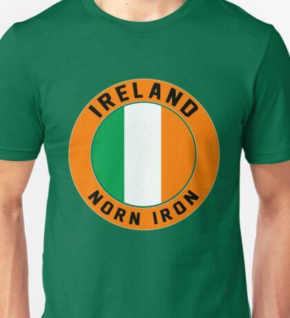 Ireland Euro 2016 France Unisex T-Shirt