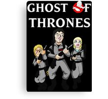 Ghost of Thrones Canvas Print