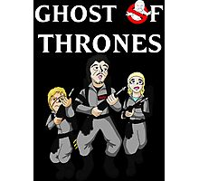 Ghost of Thrones Photographic Print