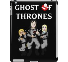Ghost of Thrones iPad Case/Skin