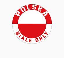 Polska Euro 2016 France Unisex T-Shirt