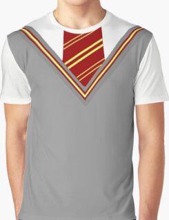 Gryffindor Vest Graphic T-Shirt