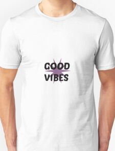 Good Vibes :) Unisex T-Shirt