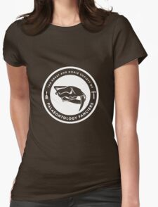 The Society of Palaeontology Fanciers (White on Dark) T-Shirt