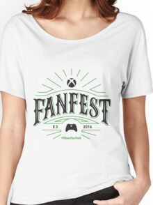 Xbox E3 2016 FanFest Women's Relaxed Fit T-Shirt