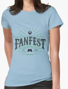 Xbox E3 2016 FanFest Womens Fitted T-Shirt