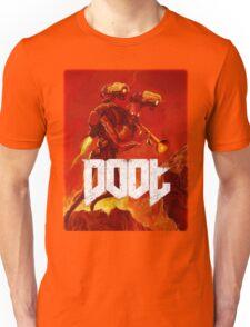 Doot Toot (Doom Shirt) Style #1 Unisex T-Shirt
