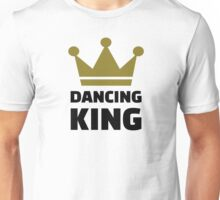 Dancing King Unisex T-Shirt