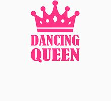Dancing queen Womens Fitted T-Shirt