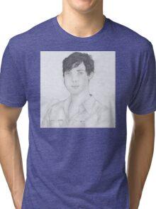 Edmund Pevensie Tri-blend T-Shirt
