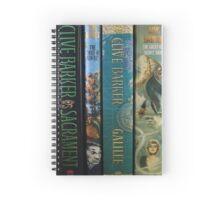 Clive Barker HC Spiral Notebook