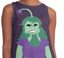 Alluring Lure Contrast Tank