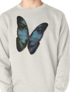 Am I A Butterfly Who Dreams About Being A Human? Pullover