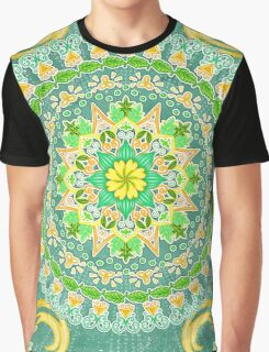 Peace Blossoms Graphic T-Shirt