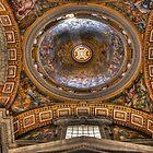 Ceiling of Splendour by vivsworld