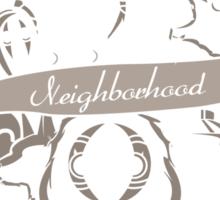 My Neighborhood Friends 2 Sticker